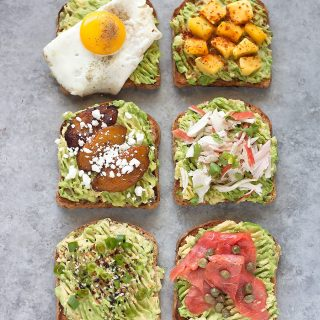 Up your brunch game by bringing the flavors of Miami to your avocado toast using mango, sweet plantains, smoked salmon, crab, eggs, herbs and spices!