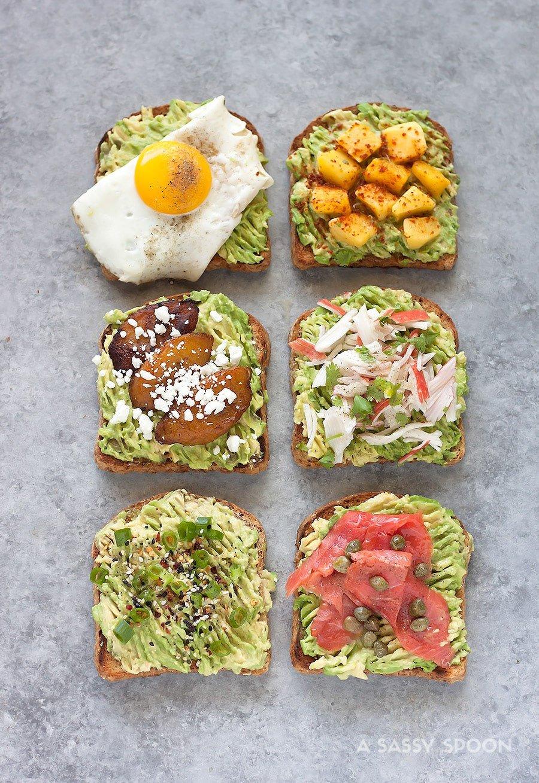 how to prepare avocado toast