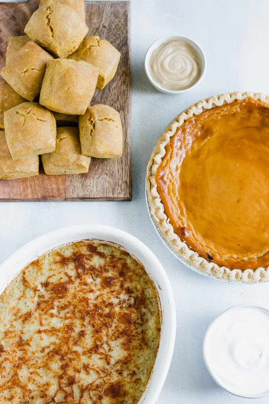 The Best Thanksgiving Shortcuts for Sides & Dessert
