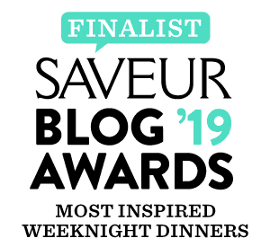 image from saveur's blog awards for most inspired weeknight dinners