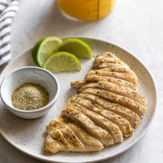 chicken breast recipe marinated in citrus marinade