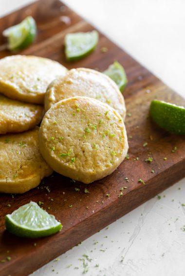 Cuban Shortbread Cookies (Torticas de Moron)